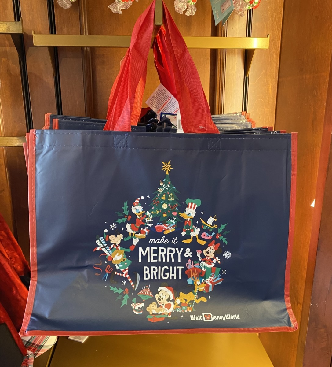 New Holiday Merchandise at Walt Disney World! 2