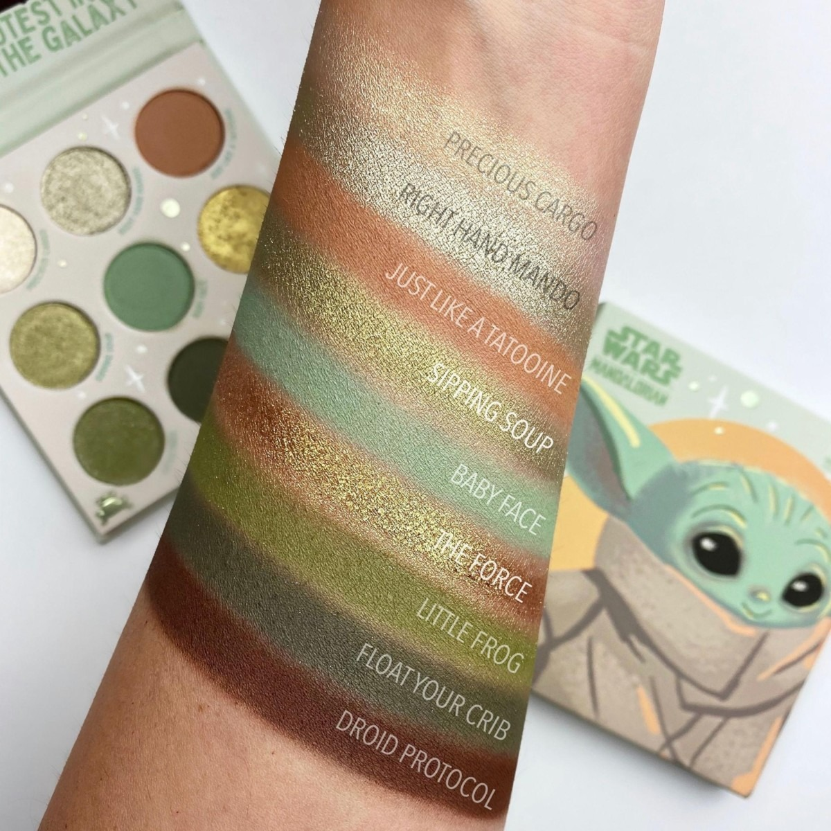 """ColourPop Cosmetics """"The Child"""" Eye Shadow Palette Coming Soon! 2"""