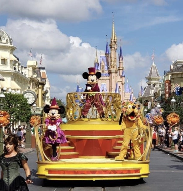 "The ""New"" Disney, My First Visit Back by Stacey Thompson 1"