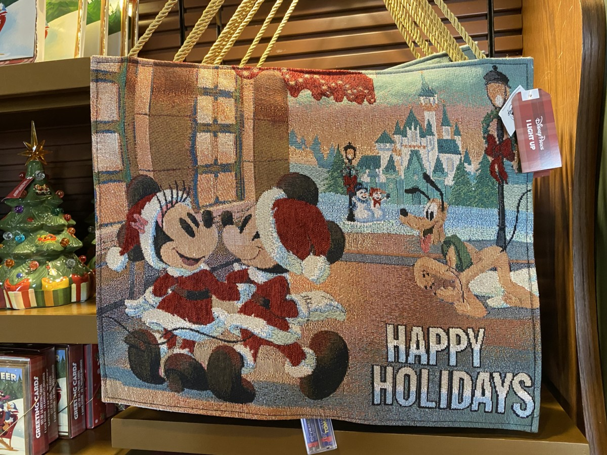 New Holiday Merchandise at Walt Disney World! 13