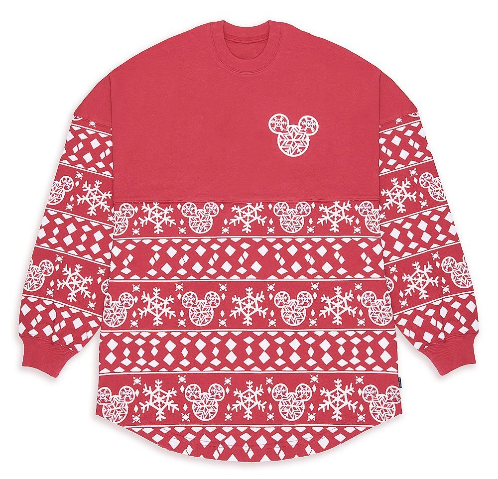 NEW Holiday Spirit Jerseys & More Now on shopDisney! 4