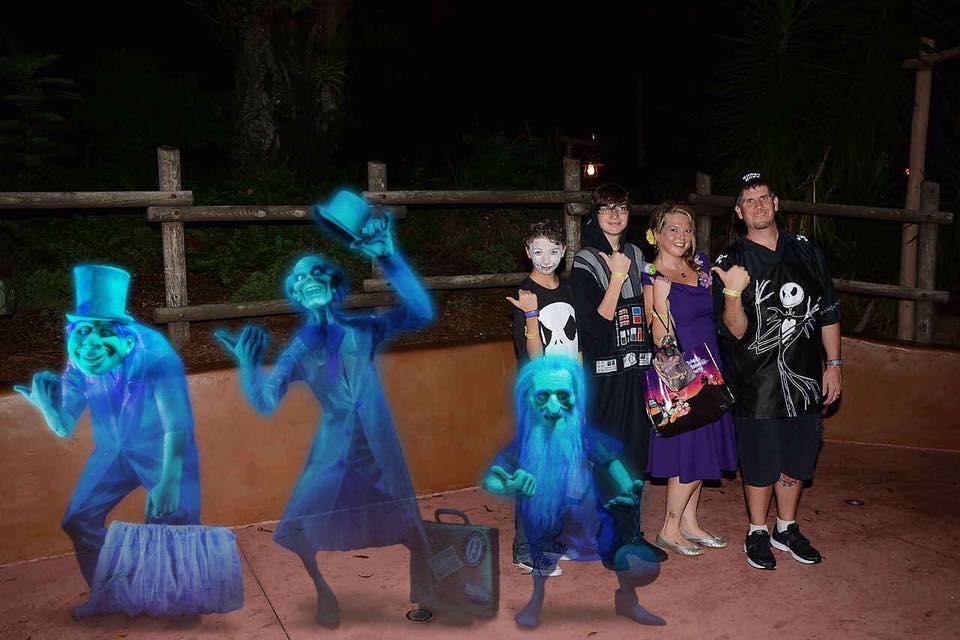Do You Know….Disney Ghosts? 1