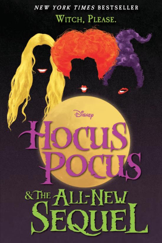 """""""Hocus Pocus & the All-New Sequel"""""""
