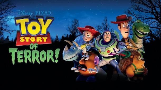 """Disney andPixar's """"Toy Story OF TERROR!"""""""