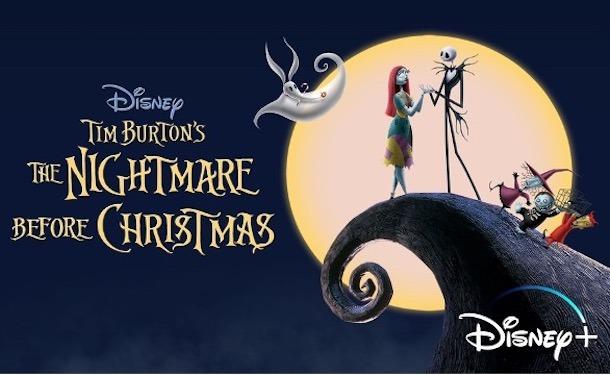 """Tim Burton's The Nightmare Before Christmas"""