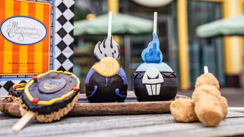 2020 Fall Treats from Marceline's Confectionery at the Downtown Disney District at Disneyland Resort