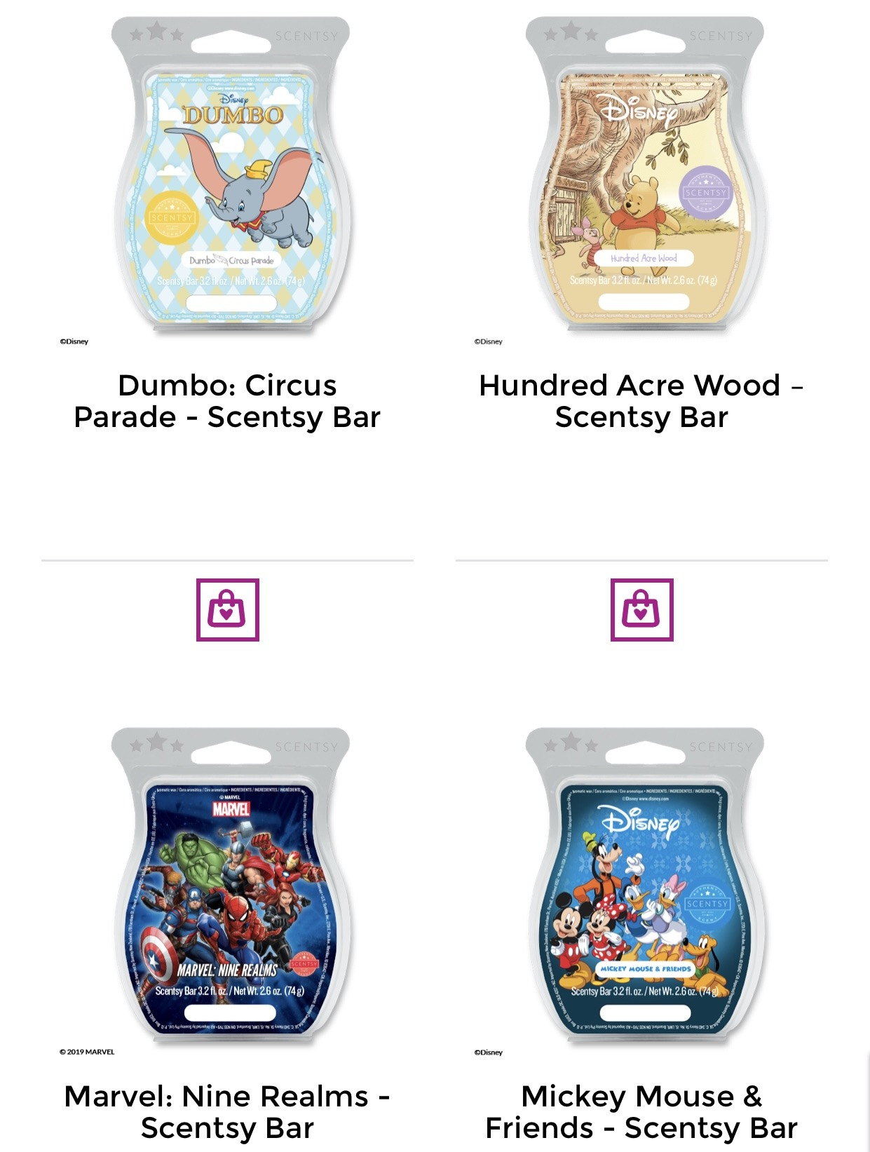 Disney, Holidays & More Available Now at Scentsy! 3