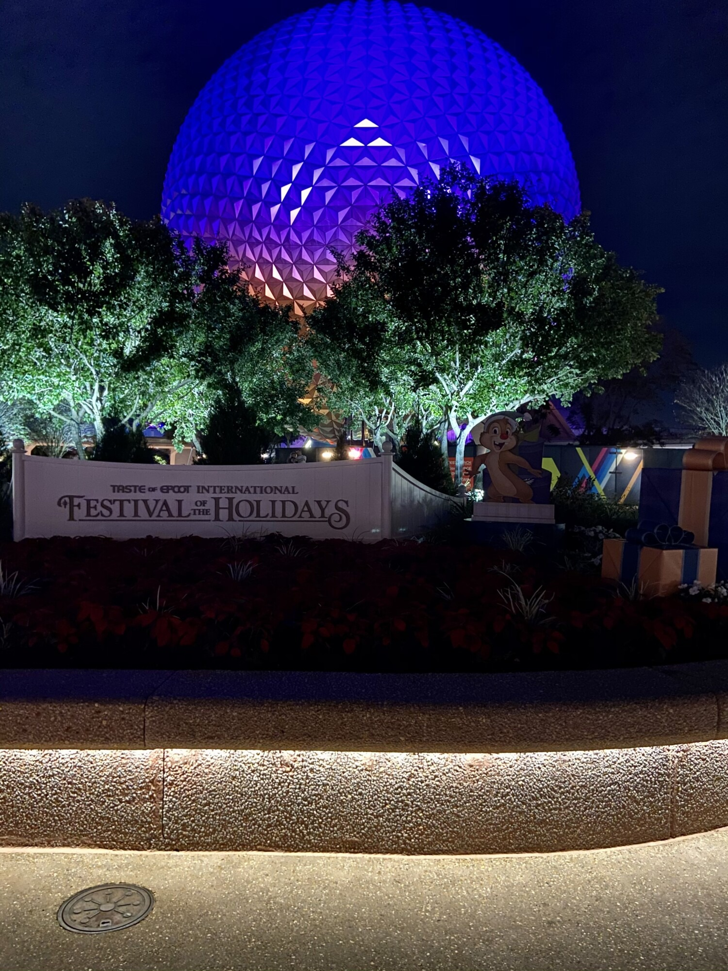 Photos from Opening Weekend at the Epcot International Festival of the Holidays 3