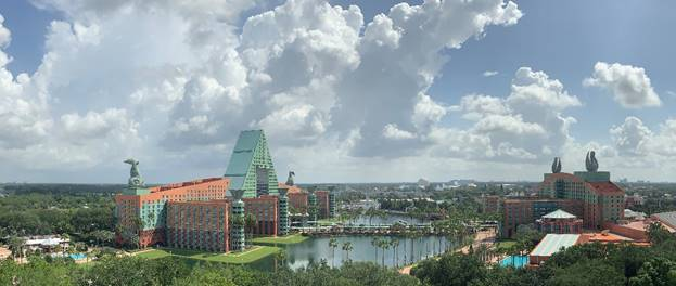 First Look: Images from the Top of The Walt Disney World Swan Reserve 1