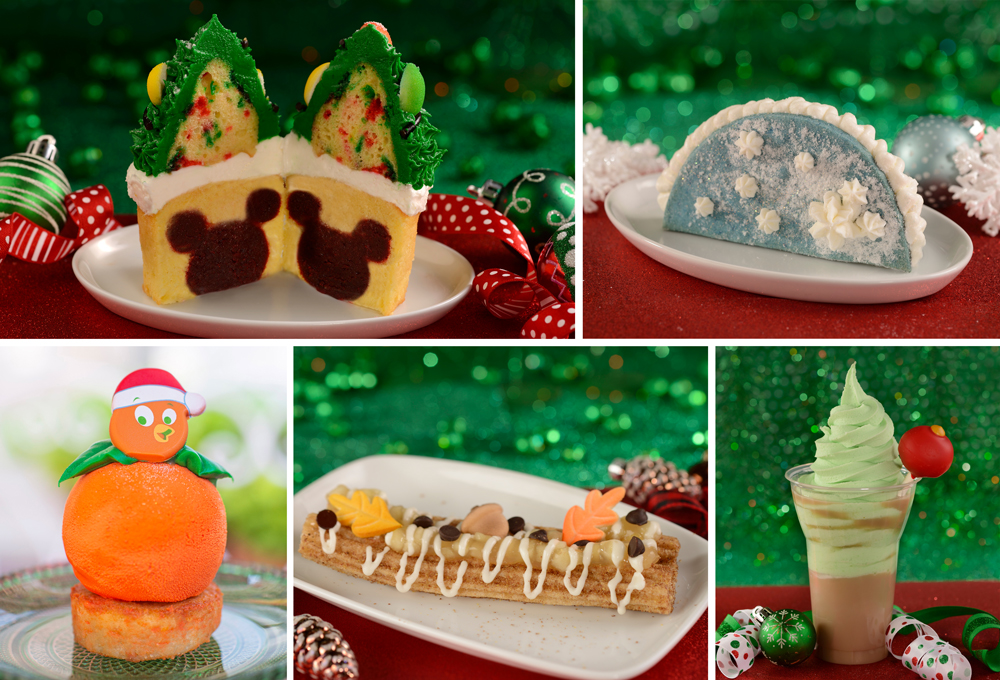 Tasty Treats to Celebrate the Holidays at Magic Kingdom Park