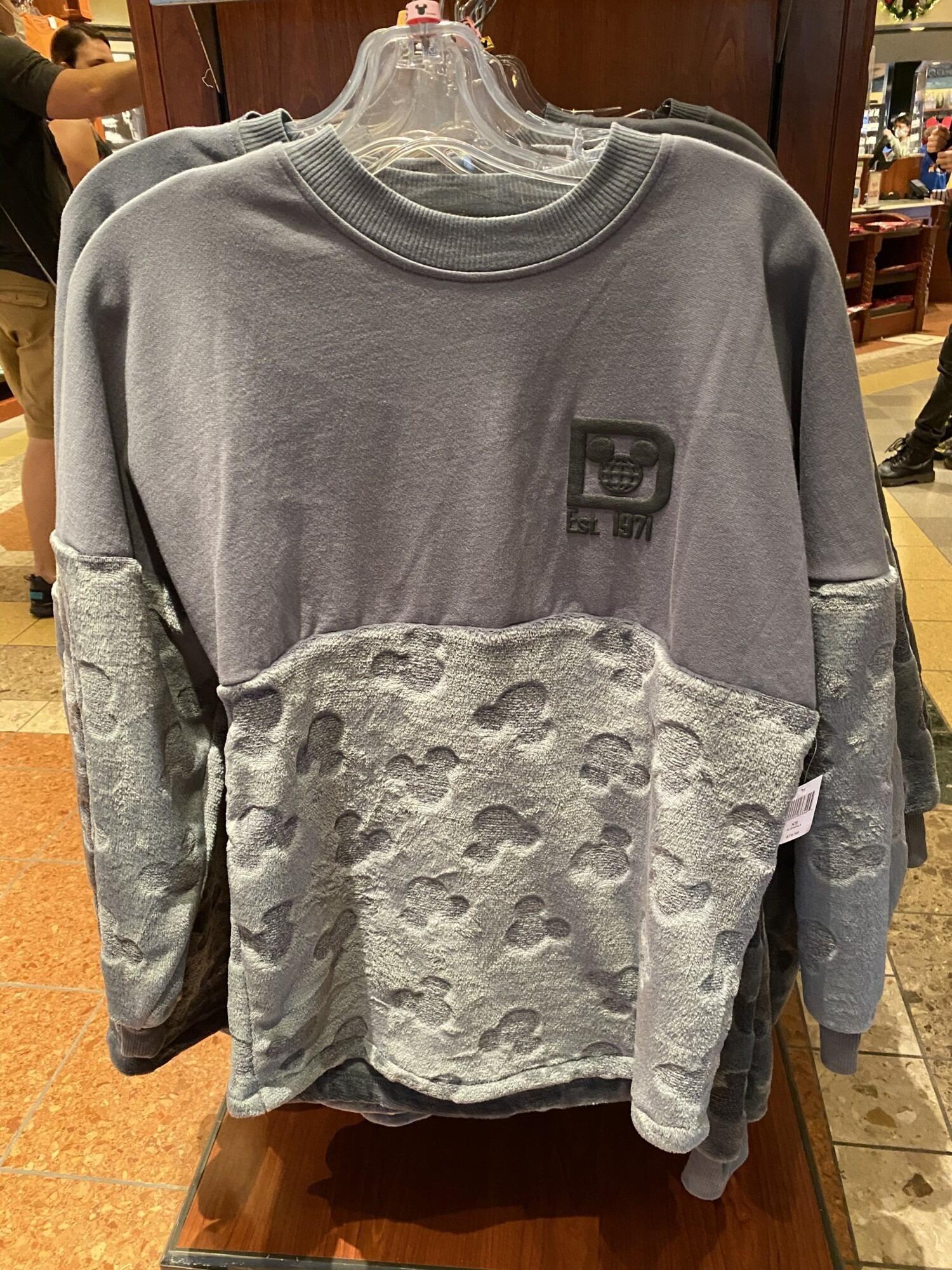 New Sparkly Silver Apparel at Hollywood Studios! 5