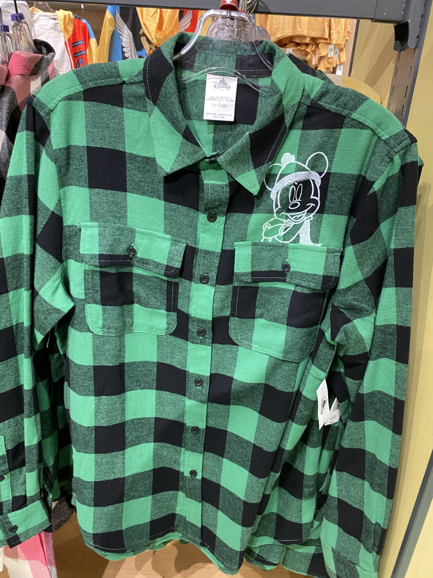 Mad for Plaid! More Fun Merch at Disney Springs 8