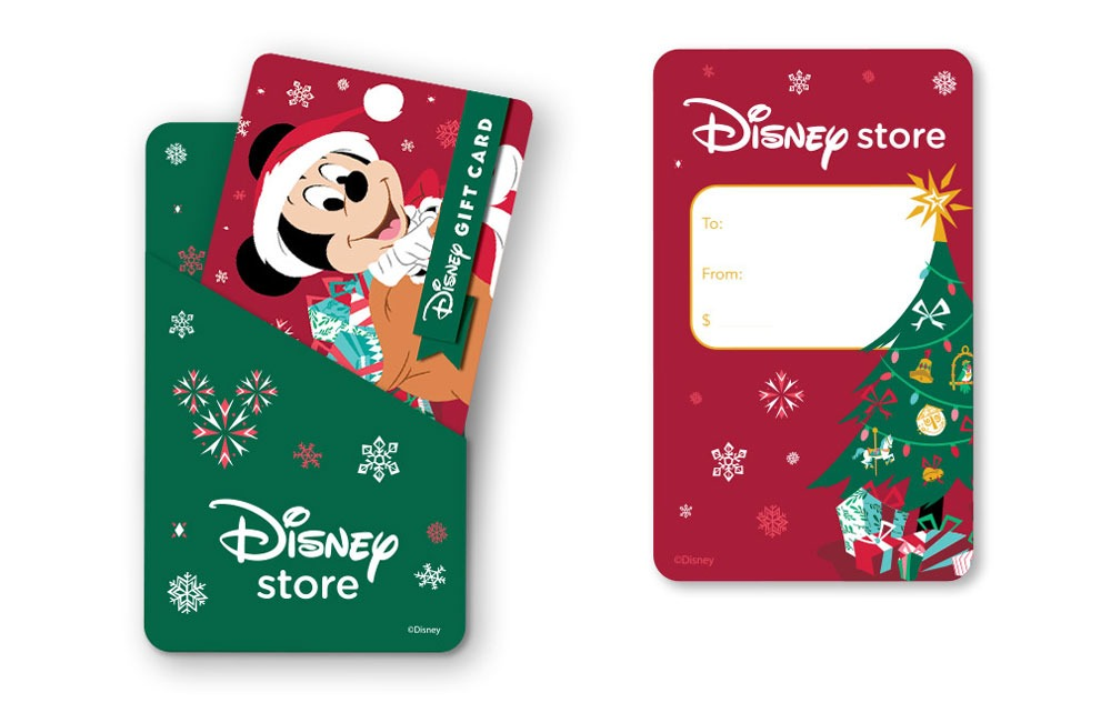 Mickey Disney Gift Card