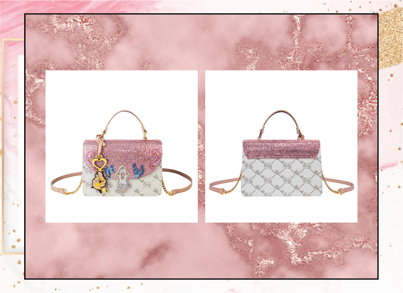Introducing the New Crystalized Disney Cinderella Collections by Danielle Nicole 4
