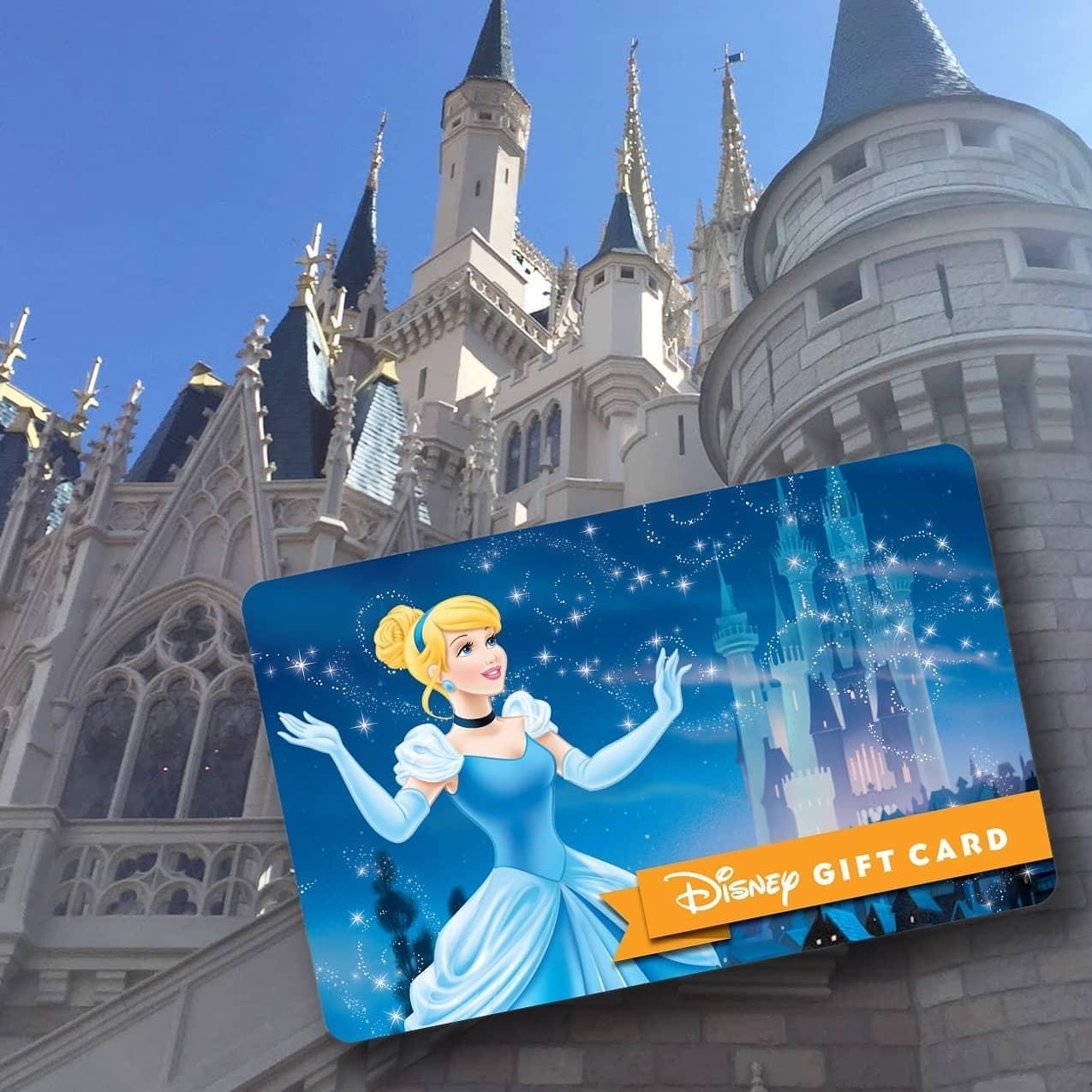 New Disney Gift Card Designs for Your Holiday Gift Giving from shopDisney! 7
