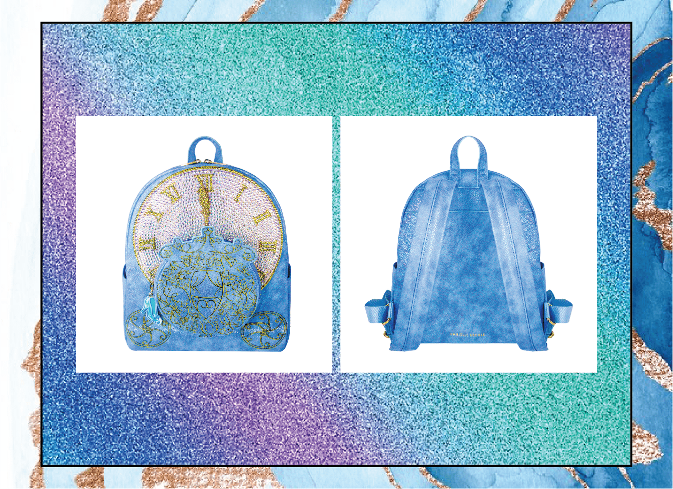 Introducing the New Crystalized Disney Cinderella Collections by Danielle Nicole 3