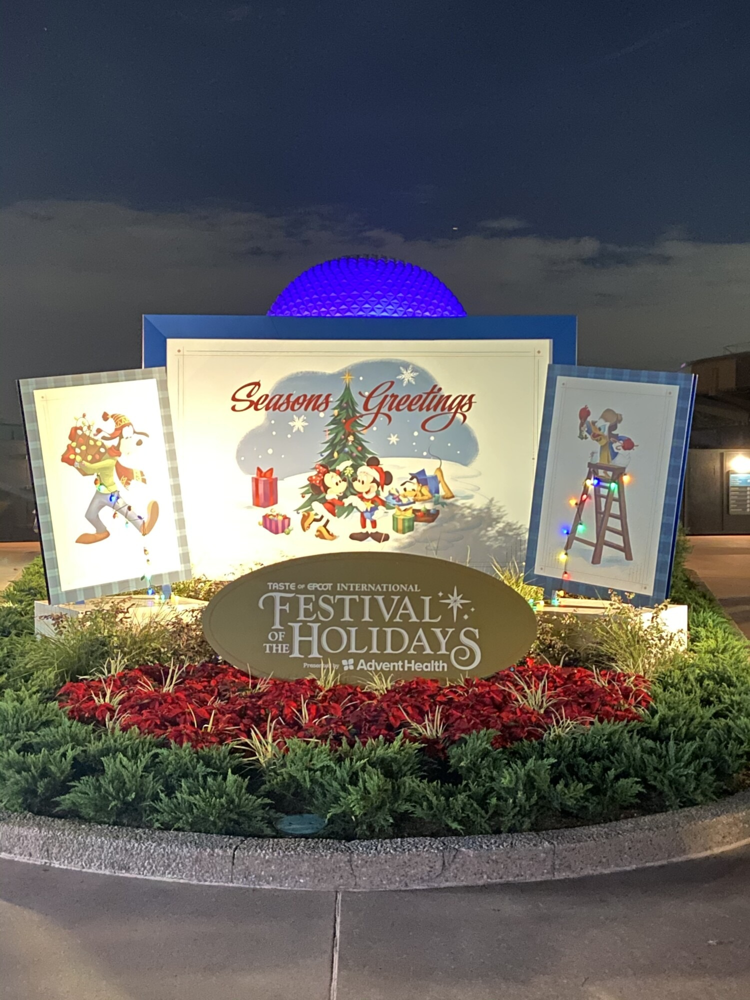 Photos from Opening Weekend at the Epcot International Festival of the Holidays 1