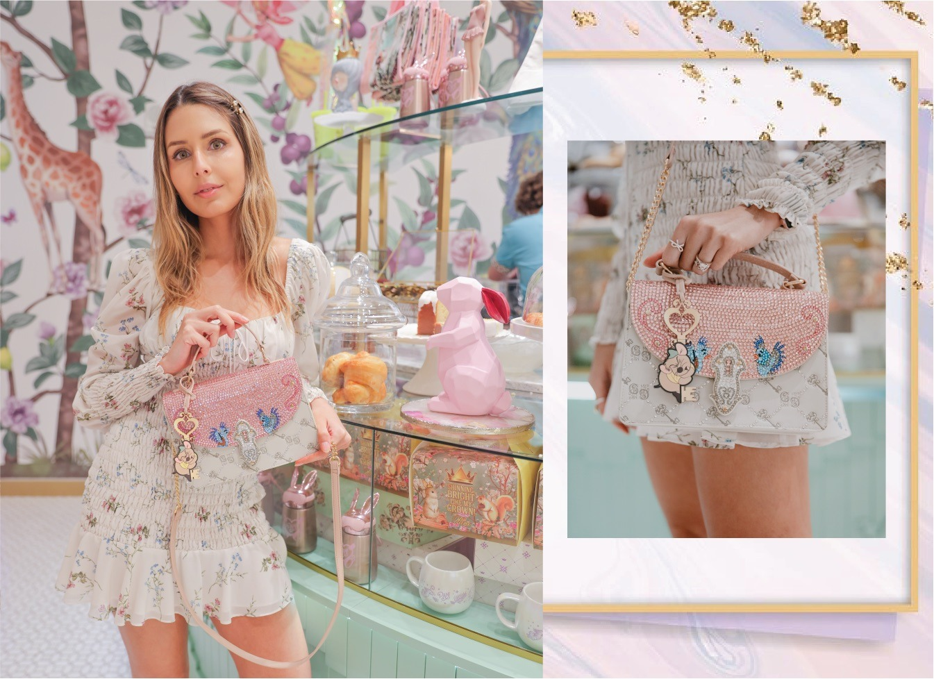 Introducing the New Crystalized Disney Cinderella Collections by Danielle Nicole 1