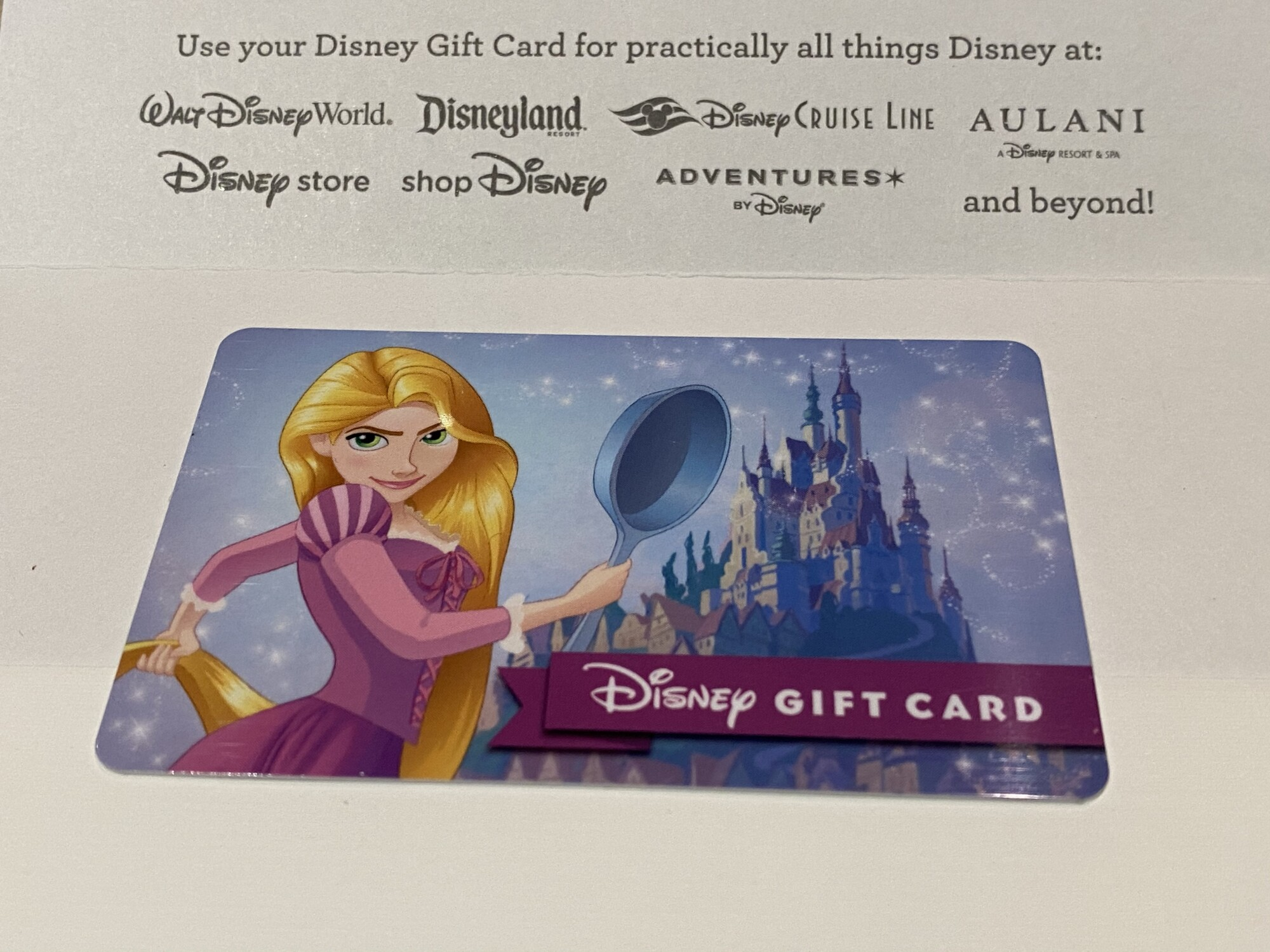 New Disney Gift Card Designs for Your Holiday Gift Giving from shopDisney! 9