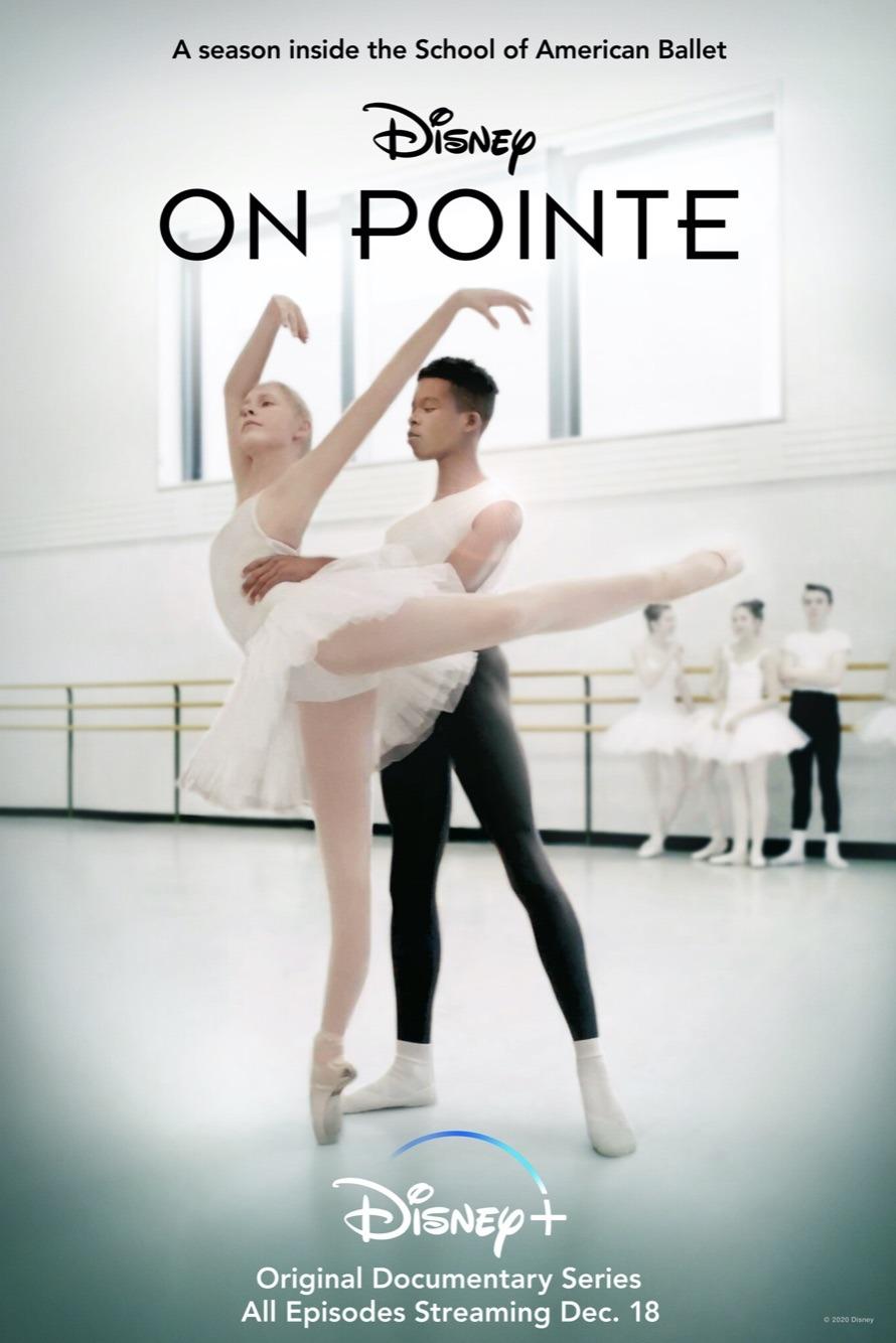 """On Pointe"" Ballet Docu-Series to Debut on Disney+ in December 1"