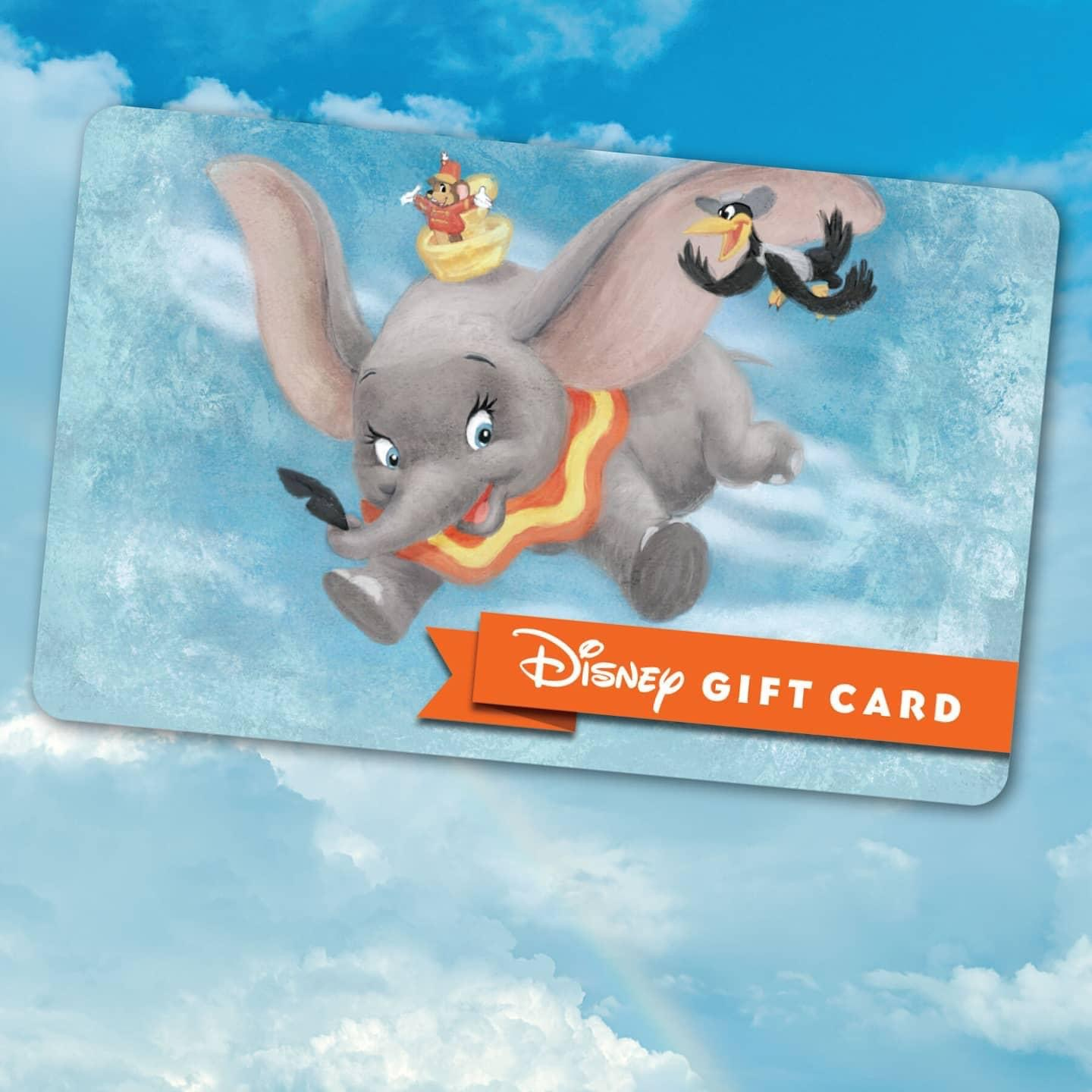New Disney Gift Card Designs for Your Holiday Gift Giving from shopDisney! 8