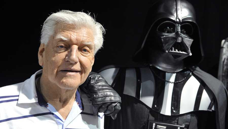 'Star Wars' actor David Prowse (Darth Vader) passes at the age of 85 1