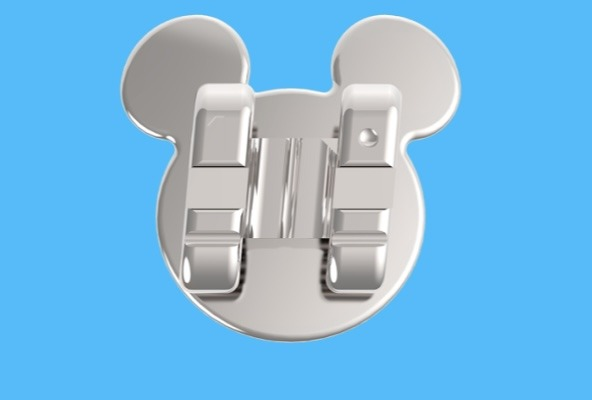 New Disney Collection Braces from WildSmiles 2