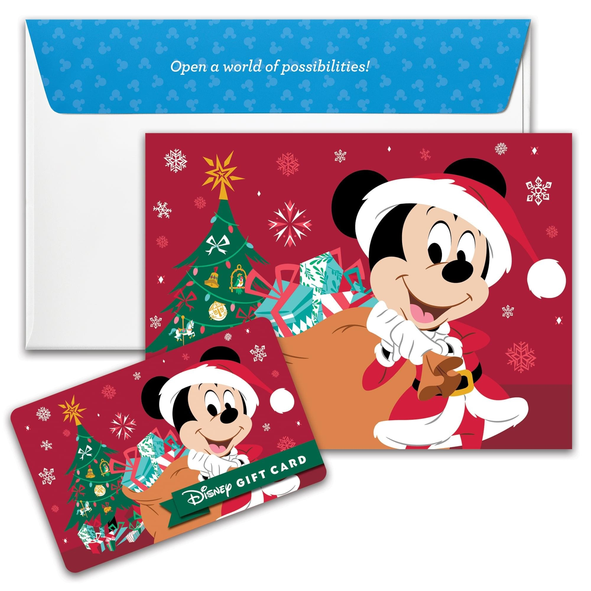New Disney Gift Card Designs for Your Holiday Gift Giving from shopDisney! 3