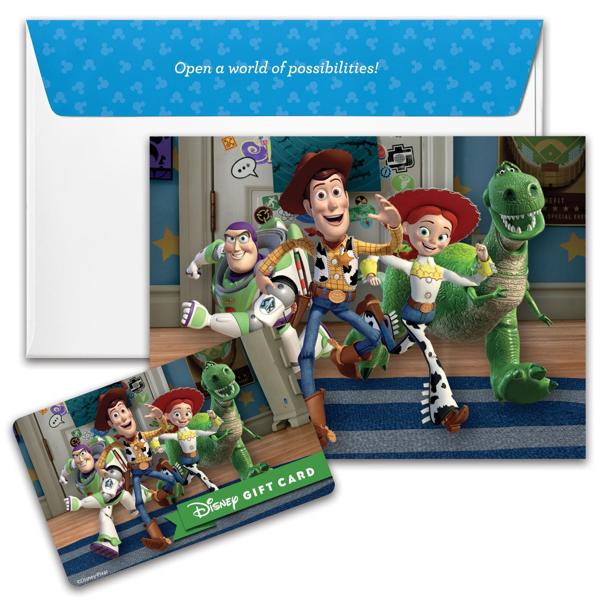 New Disney Gift Card Designs for Your Holiday Gift Giving from shopDisney! 5