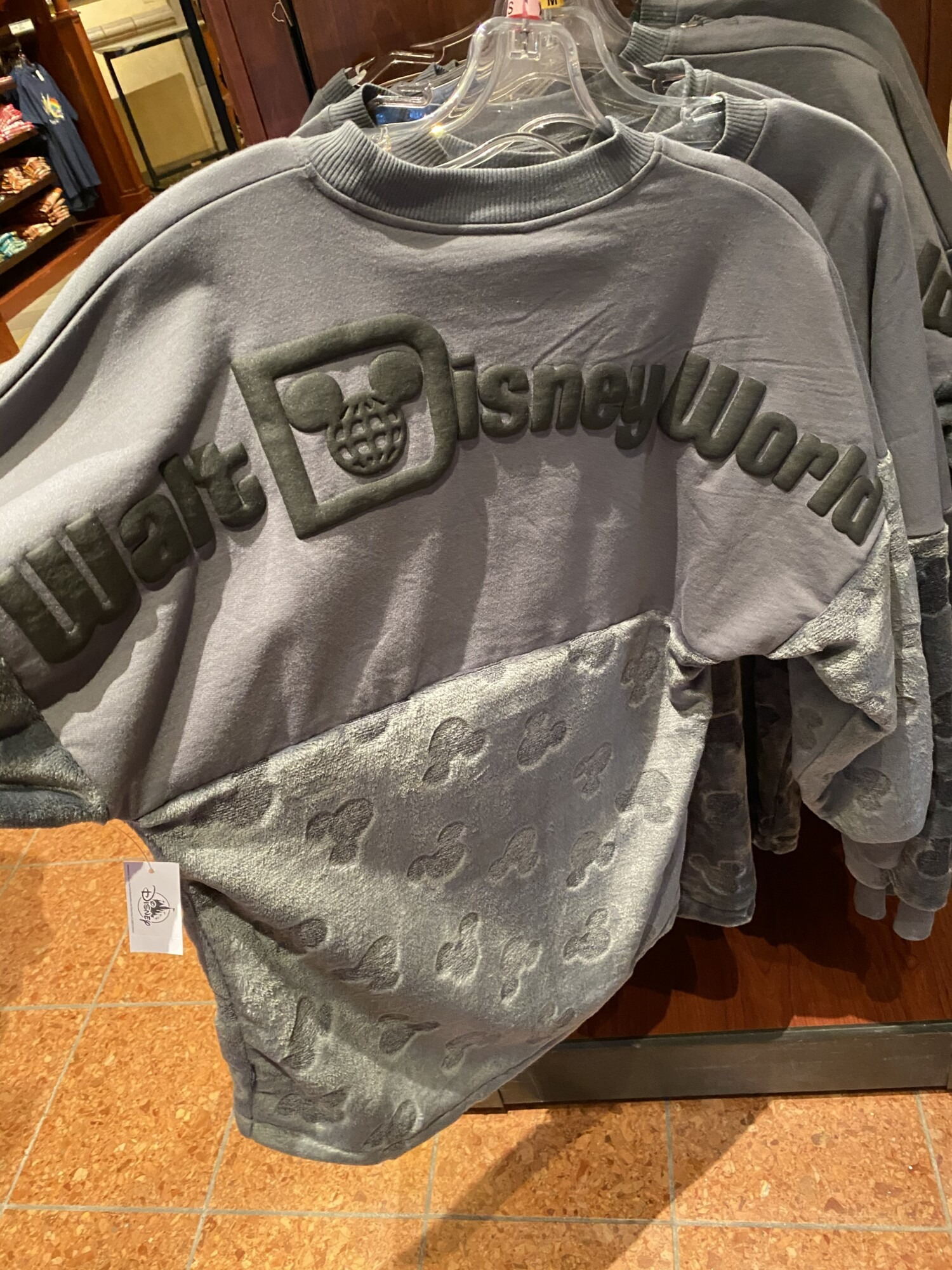 New Sparkly Silver Apparel at Hollywood Studios! 6