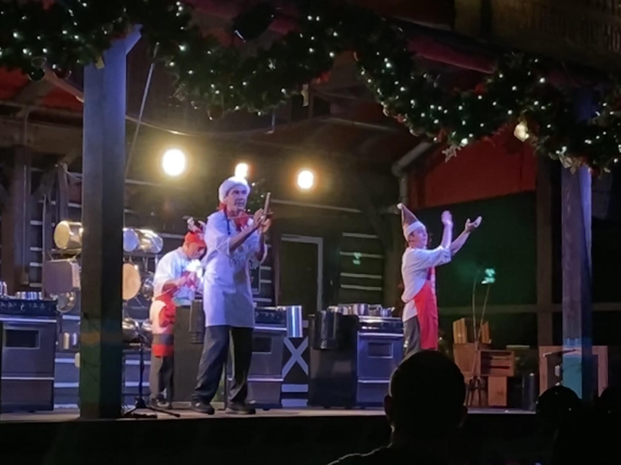 Photos from Opening Weekend at the Epcot International Festival of the Holidays 8