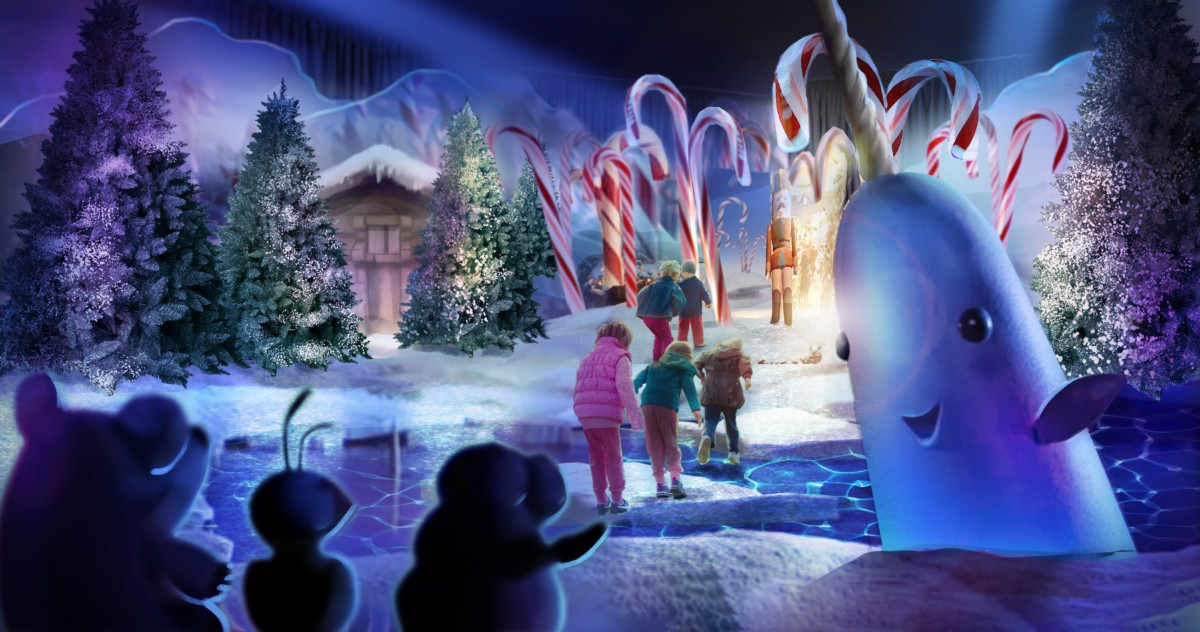 CHRISTMAS AT GAYLORD PALMS RESORT: TICKET SALES NOW OPEN, FULL CHRISTMAS PROGRAM UNVEILED 1