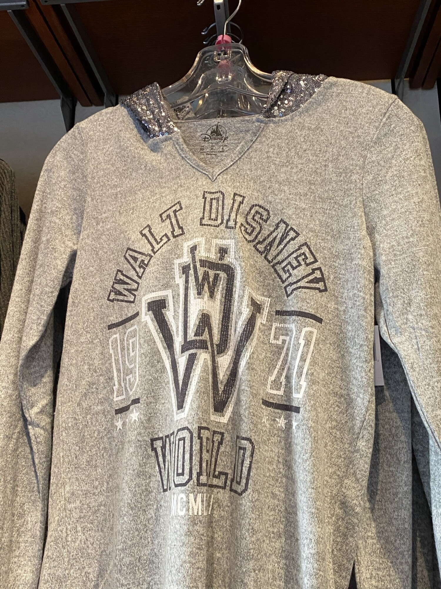 New Sparkly Silver Apparel at Hollywood Studios! 4