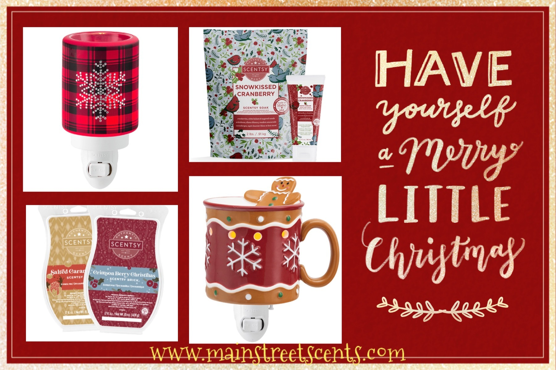 Disney, Holidays & More Available Now at Scentsy! 6