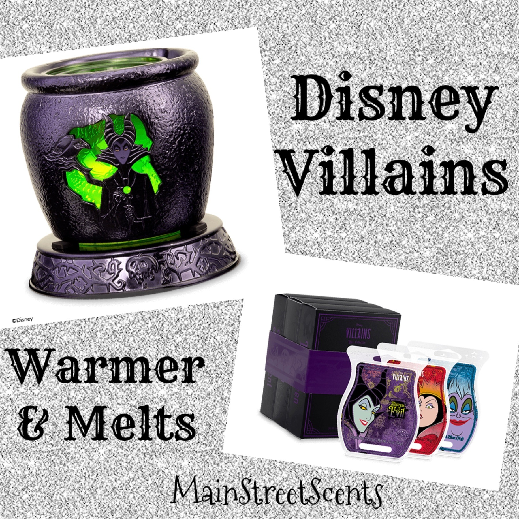 Disney, Holidays & More Available Now at Scentsy! 1