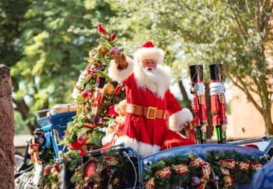 Celebrate Global Merriment at the Taste of EPCOT International Festival of the Holidays Presented by AdventHealth – Now Through Dec. 31