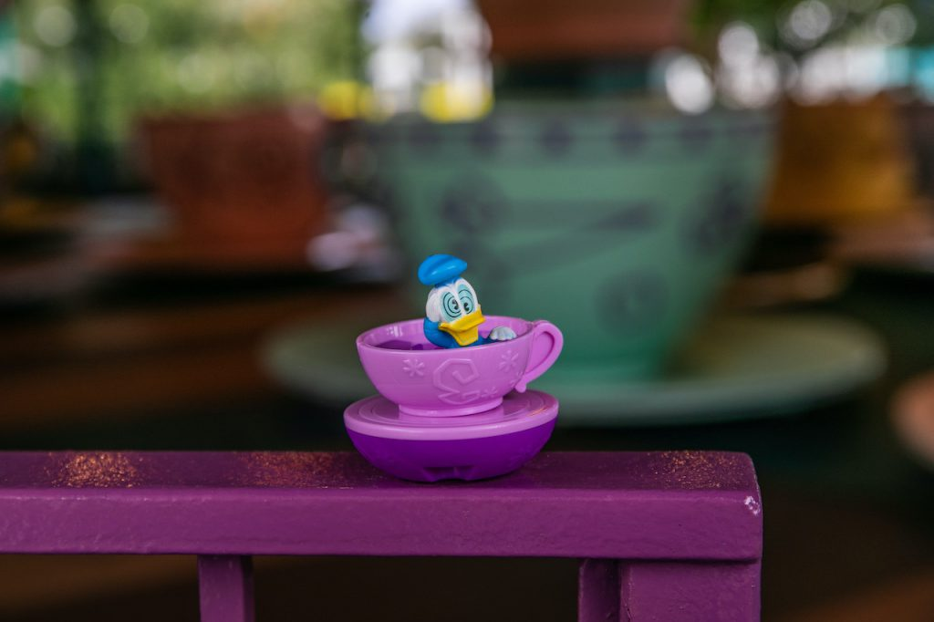 Donald Duck Happy Meal Toy from McDonalds