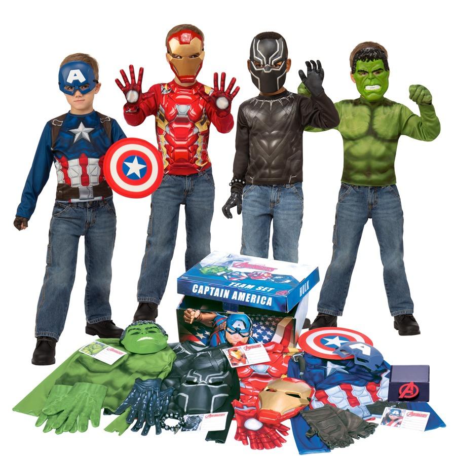 Avengers 25 Piece Team Trunk Set