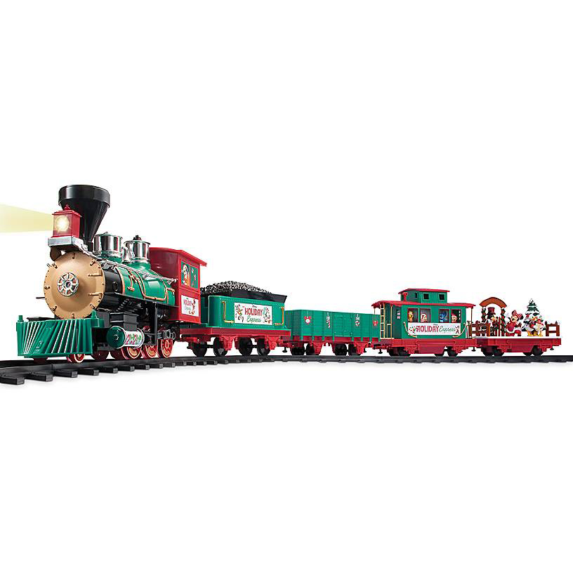 Mickey Mouse and Friends 2020 Holiday Train
