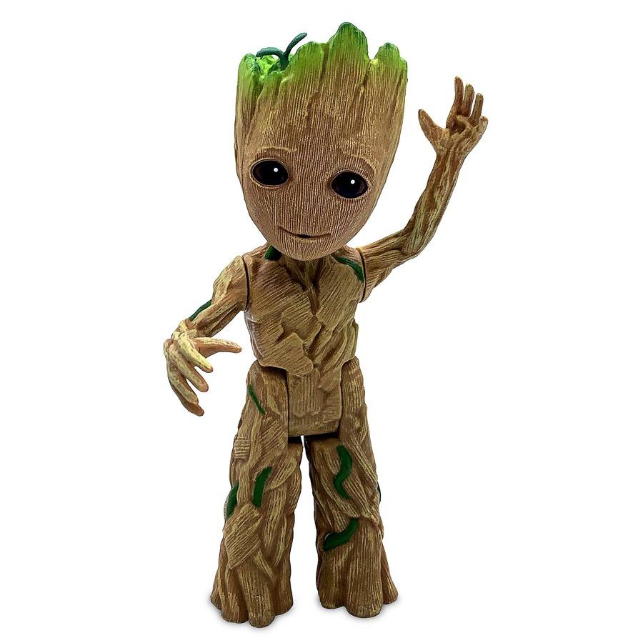 Interactive Groot Action Figure