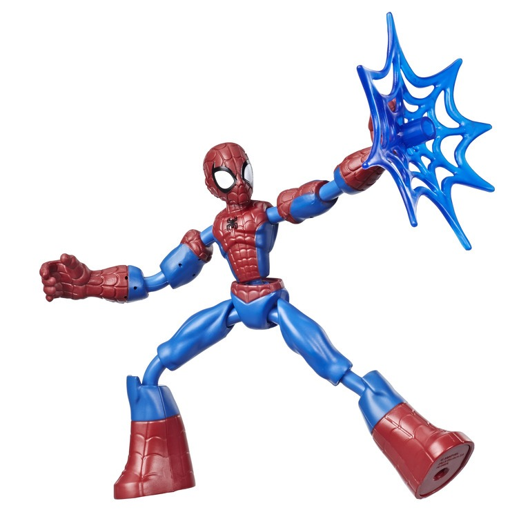 Avengers Bend and Flex Figures - Spider-Man