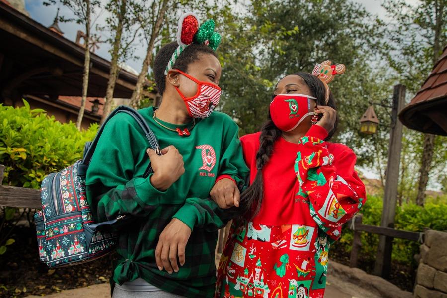 Disneyland holiday merchandise