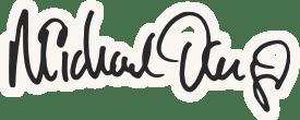 Michael Vargo signature