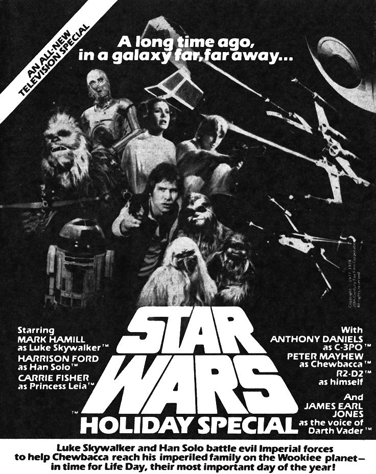 "The ""Original"" Star Wars Holiday Special 1"